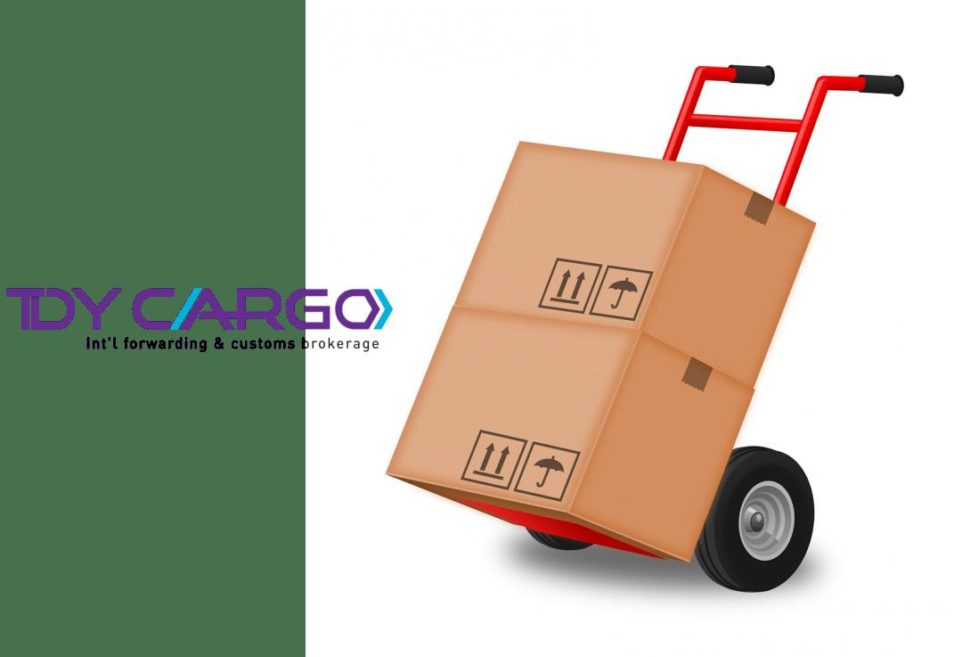 TDY CARGO - חברת שילוח בינלאומי