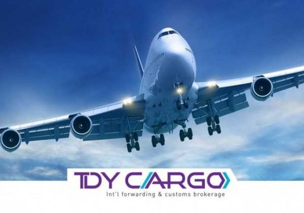 העברת המטען באמצעות מטוסים – שילוח אוירי